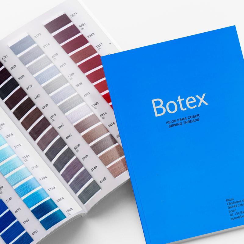 botex carta colores