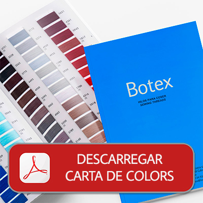 Descarregar Carta de Colors Botex