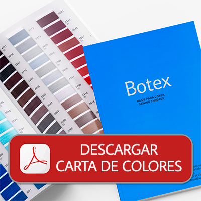 Descargar Carta de Colores Botex