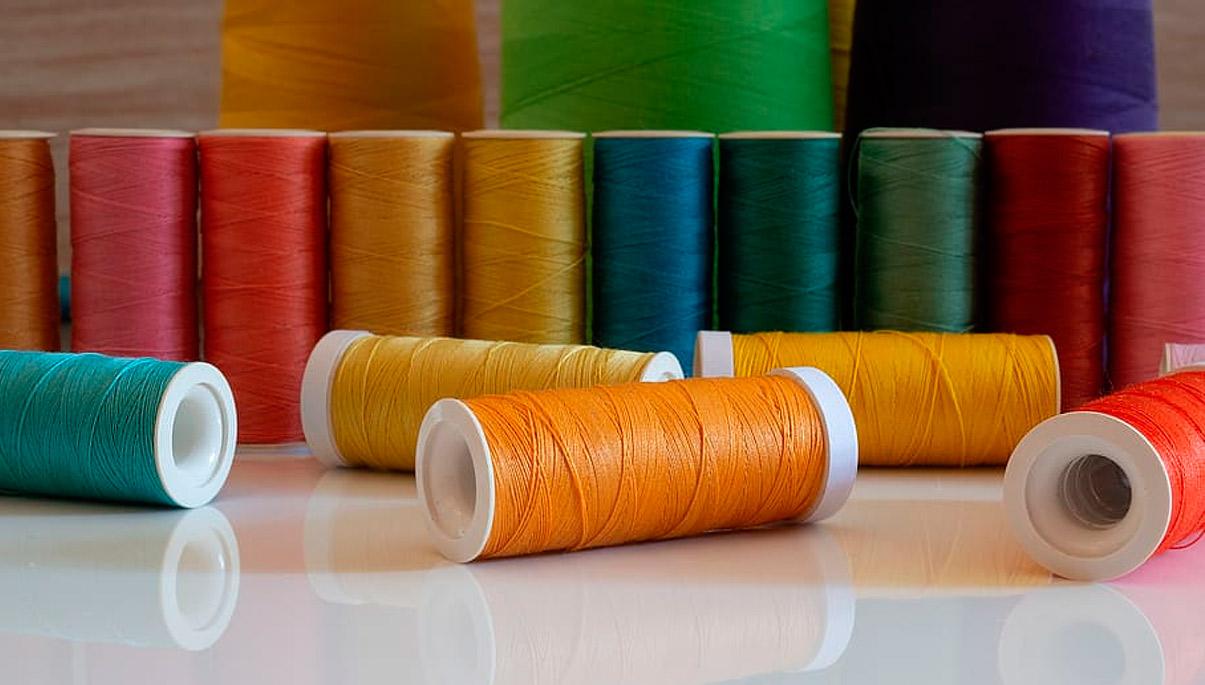hilo coser caracteristicas